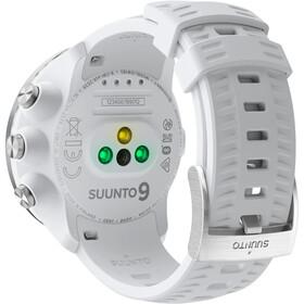 Suunto 9 GPS Mulitsport Watch with HR Belt Baro White